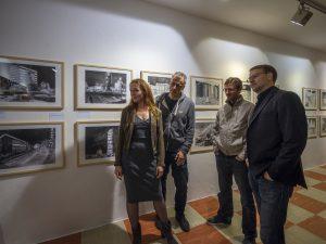 Art Acceptance Movement: Alexandra Sonntag, Jörg Neuhaus, Christoph Höhtker, Dieter Fleiter, Galerie Kunstraum Rampe, Bielefeld 2014