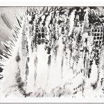 Lichtung, Aquarell, 28 x 35 cm, 2009