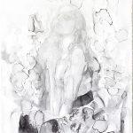 Eden, Aquarell, 76x57 cm, 2011