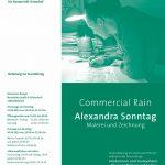Commercial rain Alexandra Sonntag Galerie Kunstraum Rampe Bielefeld 2015