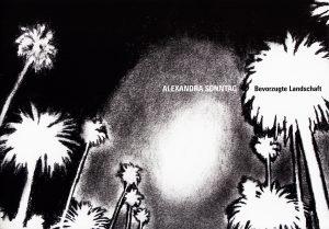 Katalog Alexandra Sonntag Bevorzugte Landschaft 2009