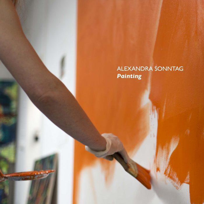 Katalog Alexandra Sonntag Painting 2013