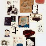Plakatedition für Bielefelder Kunstverein Gensheimer Rosenbohm Sonntag 2012