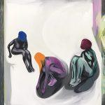 Zero, Oil on Canvas, 160 x 130 cm, 2020