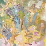 Gulf, Oil on Canvas, 120 x 100 cm, 2020