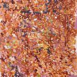 Treehouse, Oil on canvas, 120 x 100 cm, 2020