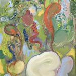 The zoo, Oil on canvas, 40 x 30 cm, 2020